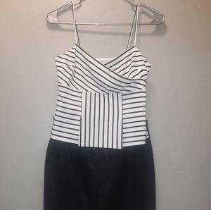 Striped dressy Tank top